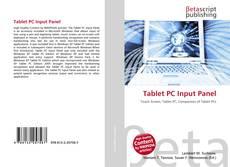 Tablet PC Input Panel kitap kapağı