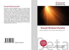 Portada del libro de Prasad Shrikant Purohit
