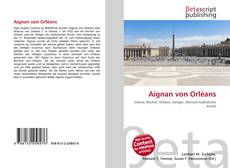 Aignan von Orléans kitap kapağı