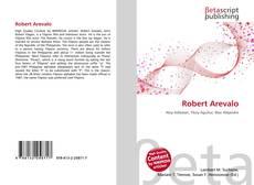Portada del libro de Robert Arevalo