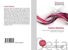 Portada del libro de Yoshio Markino