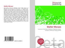 Walter Moraes kitap kapağı