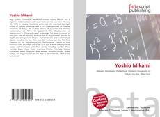 Portada del libro de Yoshio Mikami
