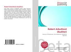 Portada del libro de Robert Arbuthnot (Auditor)