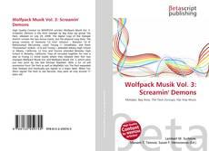 Bookcover of Wolfpack Musik Vol. 3: Screamin' Demons