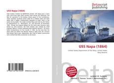 Portada del libro de USS Napa (1864)
