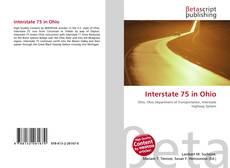 Bookcover of Interstate 75 in Ohio