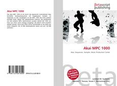 Bookcover of Akai MPC 1000