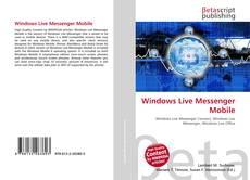 Windows Live Messenger Mobile的封面