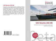 Portada del libro de USS Neosho (AO-48)