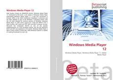 Couverture de Windows Media Player 12