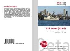 Bookcover of USS Nestor (ARB-6)