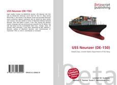 USS Neunzer (DE-150) kitap kapağı