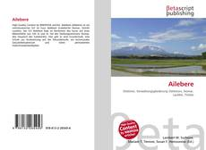 Bookcover of Ailebere