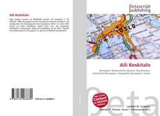 Bookcover of Aili Keskitalo