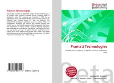 Bookcover of Pramati Technologies