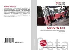 Buchcover von Palatine Pts 3/3 H
