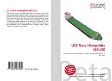 Обложка USS New Hampshire (BB-25)