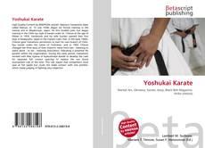 Copertina di Yoshukai Karate