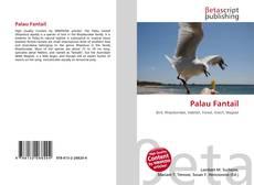 Capa do livro de Palau Fantail