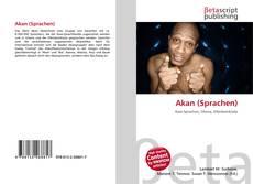 Buchcover von Akan (Sprachen)