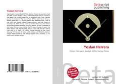 Yoslan Herrera kitap kapağı