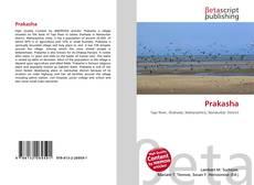 Portada del libro de Prakasha