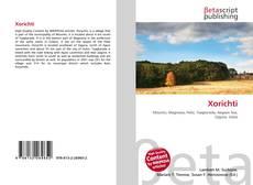Bookcover of Xorichti