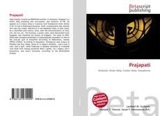 Capa do livro de Prajapati