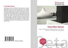 Yossi Ben Hanan kitap kapağı