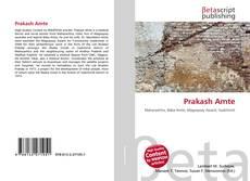 Обложка Prakash Amte