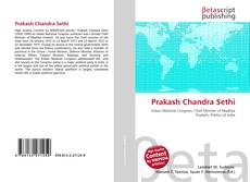 Bookcover of Prakash Chandra Sethi