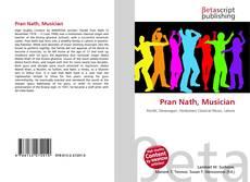 Bookcover of Pran Nath, Musician