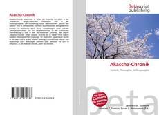 Обложка Akascha-Chronik