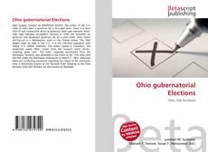 Bookcover of Ohio gubernatorial Elections