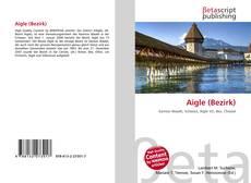 Buchcover von Aigle (Bezirk)