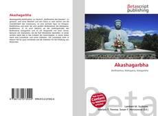 Buchcover von Akashagarbha