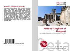 Buchcover von Palatine (Kingdom of Hungary)