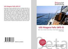 USS Niagara Falls (AFS-3) kitap kapağı