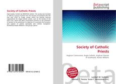 Society of Catholic Priests kitap kapağı