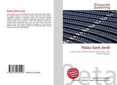 Bookcover of Palau Sant Jordi