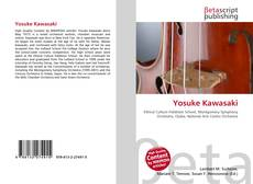 Bookcover of Yosuke Kawasaki