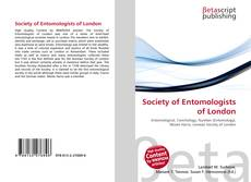 Bookcover of Society of Entomologists of London