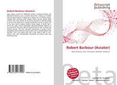 Capa do livro de Robert Barbour (Aviator)