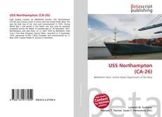 Couverture de USS Northampton (CA-26)