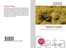 Bookcover of Palawan Toadlet