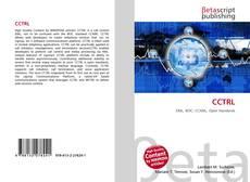Bookcover of CCTRL