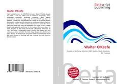 Capa do livro de Walter O'Keefe
