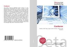Bookcover of Conkeror
