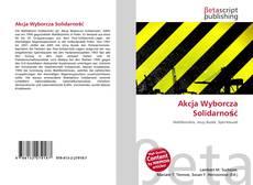 Buchcover von Akcja Wyborcza Solidarność